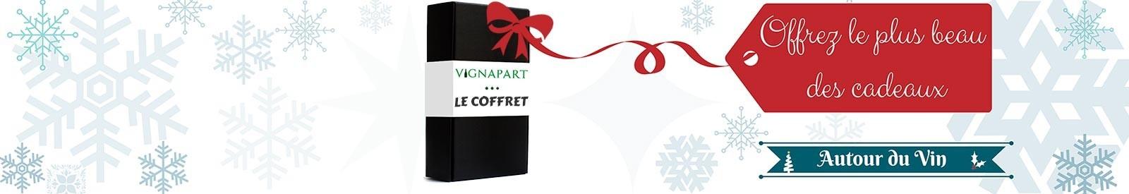 Coffret vin Bio - Vignapart
