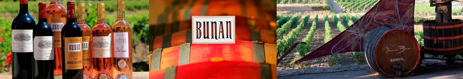 Domaine Bunan - Bandol – Vin Bio