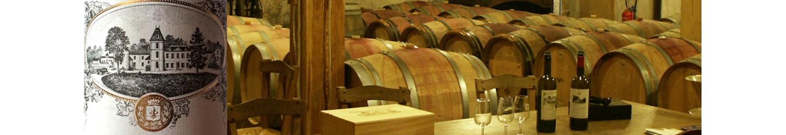 Château Lusseau - Graves – Vin Bio