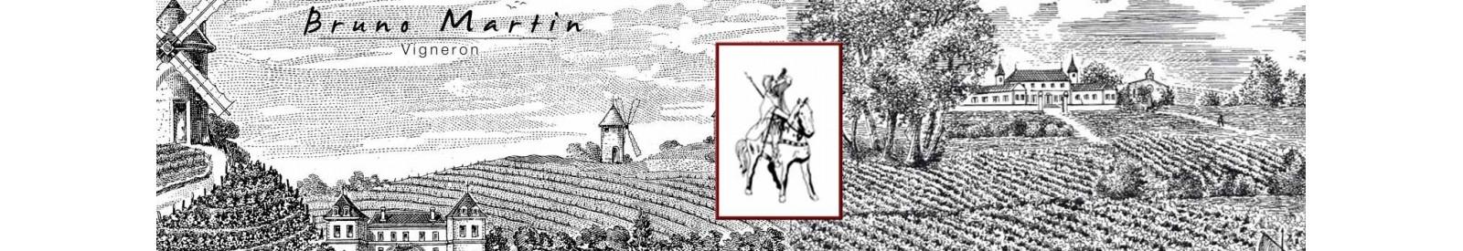 Château Sainte-Luce Bellevue - Blaye Côtes de Bordeaux – Vin Bio