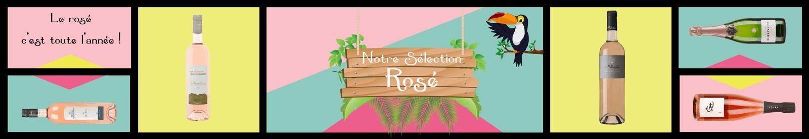 Vins Rosé Biologiques | Vignapart
