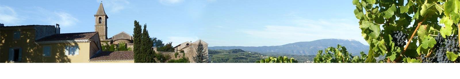 Domaine Le Mirabeau - Vinsobres – Vins Bios