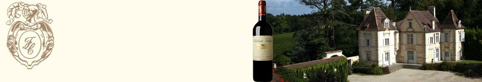 Château Falfas - Côtes de Bourg – Vin Biodynamique