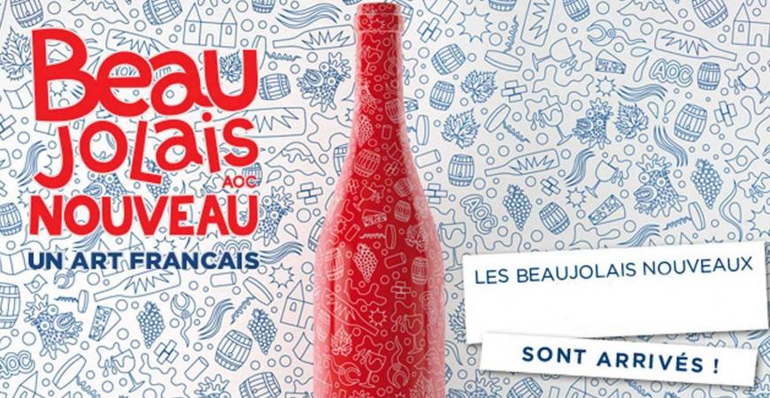 D'où vient le Beaujolais Nouveau ?