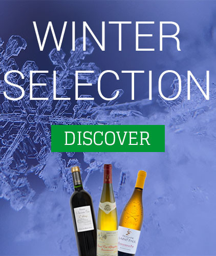 Winter wine selection