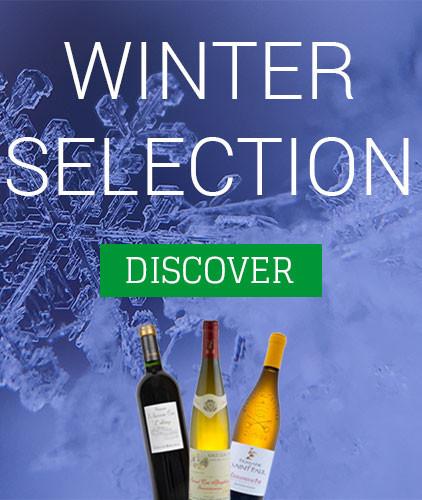 Winter wine selection