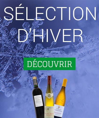 Sélection de vin pour passer l'hiver